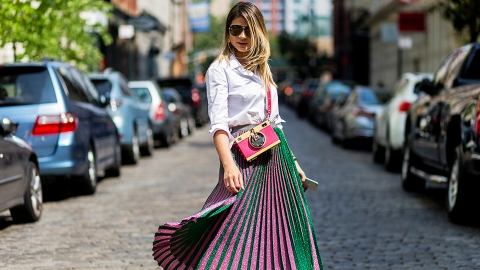Brazil's Biggest Street-Style Star on Style, Shopping, and Her Accessories Obsession | StyleCaster