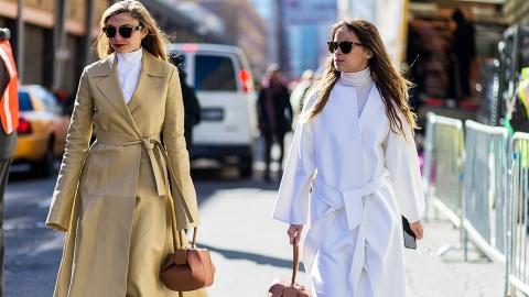 How Two Street Style Stars Are Changing How Moms Shop Forever | StyleCaster