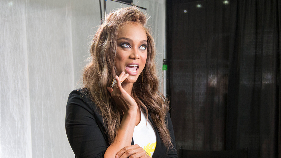 Tyra Banks Just Launched a Skin-Care Line