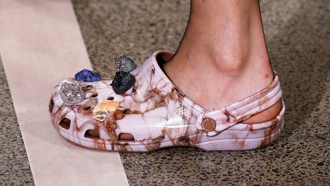 Consider Yourself Warned: 'Ugly' Shoes Are Trending Hard for Spring '17 | StyleCaster