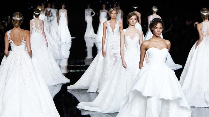 113 Wedding Dress Ideas to Steal from Bridal Fashion Week