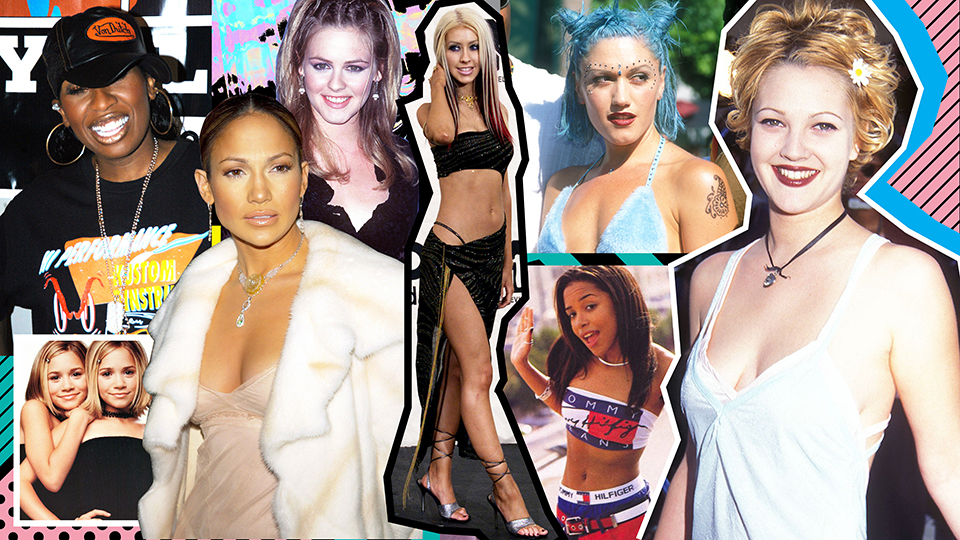 The Evolution of All the '90s Trends You Totally Wore