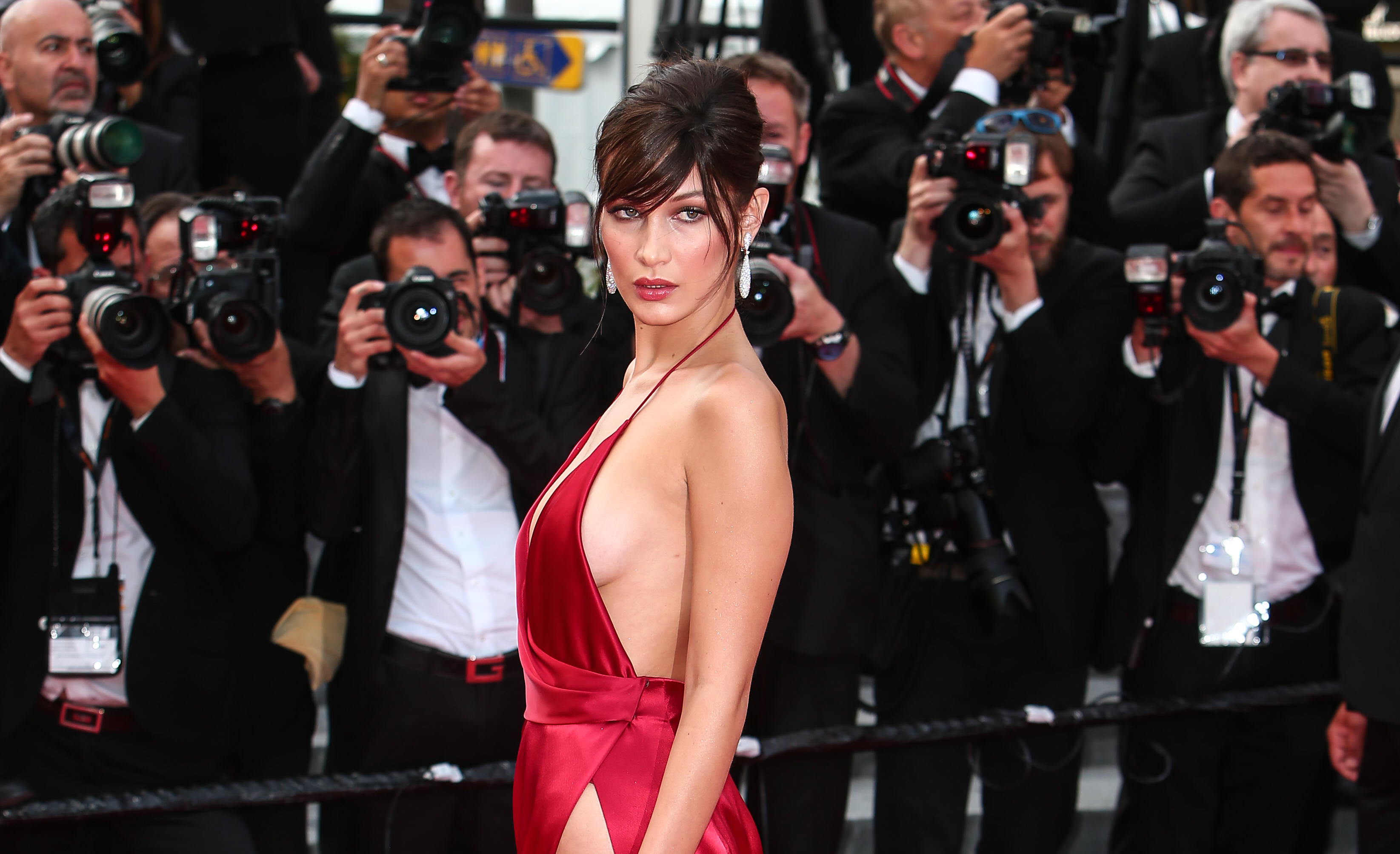 Wanna Have Bella Hadid's Body? You Better Work