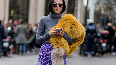 20 Luxe Fur Stoles to Wear All Winter Long | StyleCaster