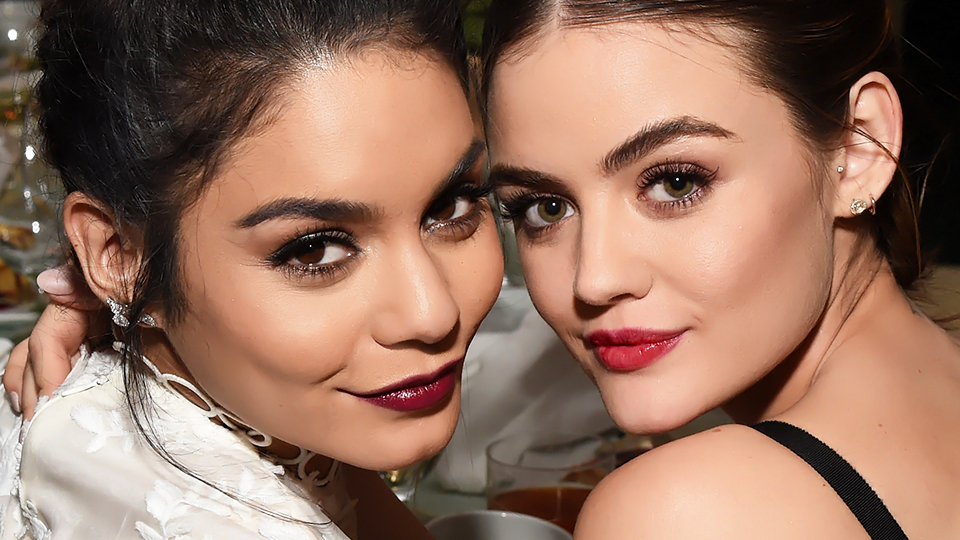 13 Celebrities Wearing Winter's Dark Lipstick Trend