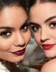 13 Photos of Celebs Rocking Winter's Dark Lipstick Trend