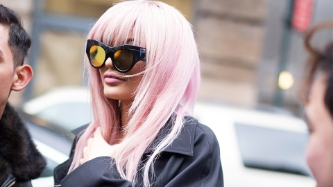 15 Celebrities Who Have Rocked 2016's Pink Hair Trend | StyleCaster