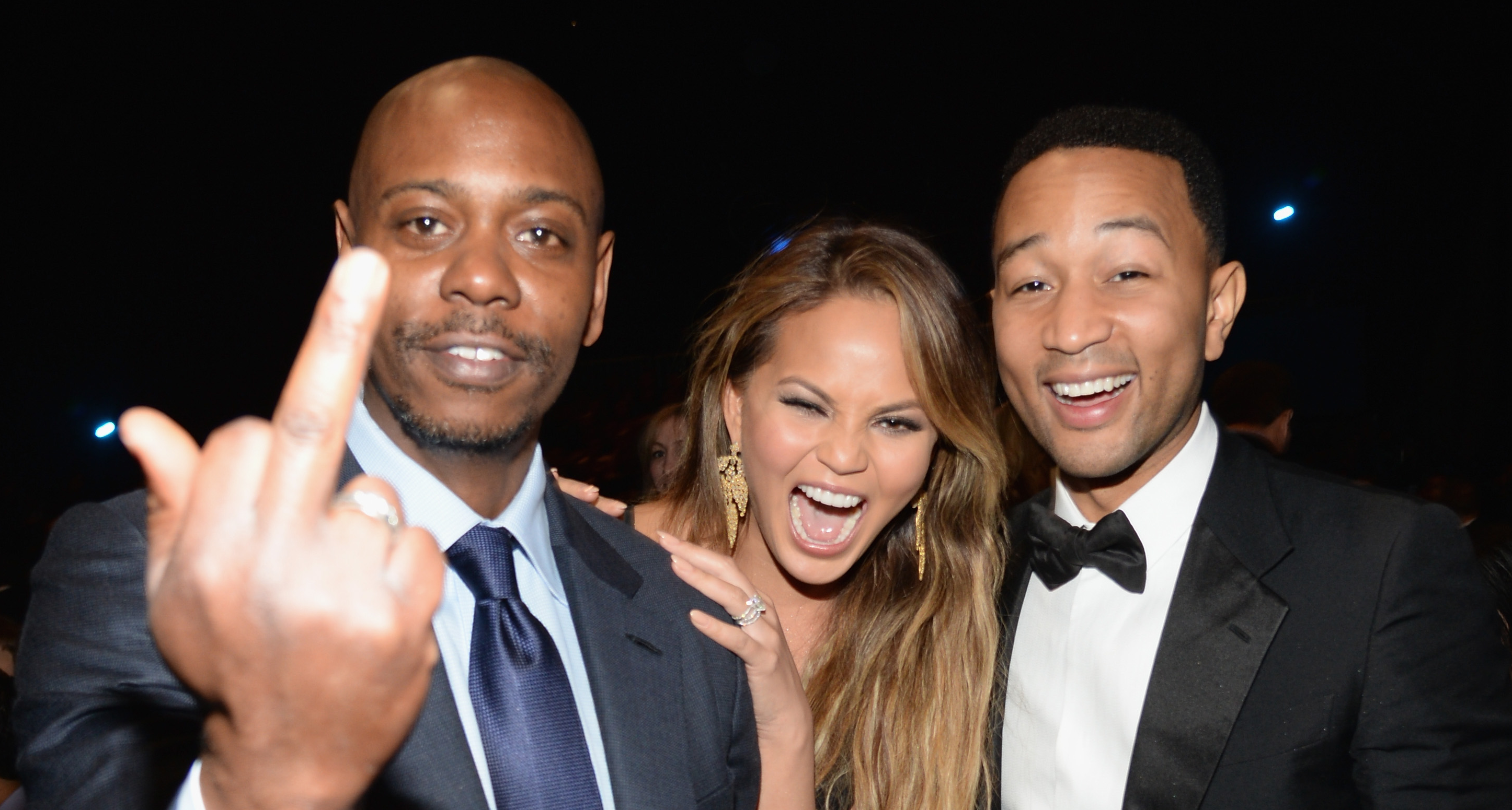 35 Times a Celebrity Gave the Middle Finger to the Camera