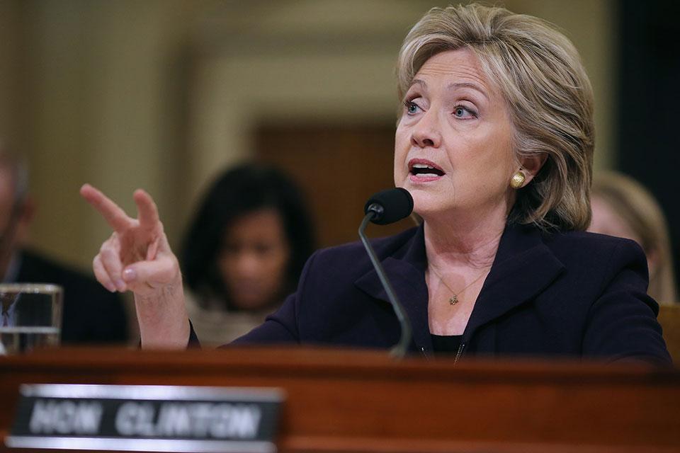 Clinton Benghazi Hearings