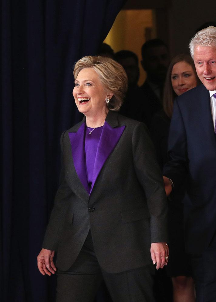 Clinton Concession Suit