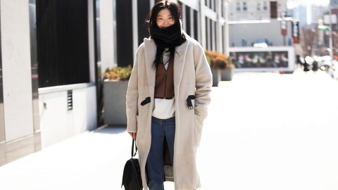 The Warmest, Coziest Clothes to Wrap Yourself In STAT | StyleCaster