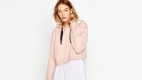 17 Cropped Sweatshirts to Layer Over Everything | StyleCaster