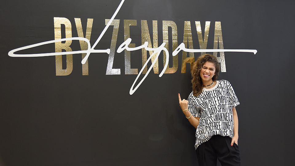 Zendaya on Her New Clothing Line and Why 'Weird' Can Be a Good Thing