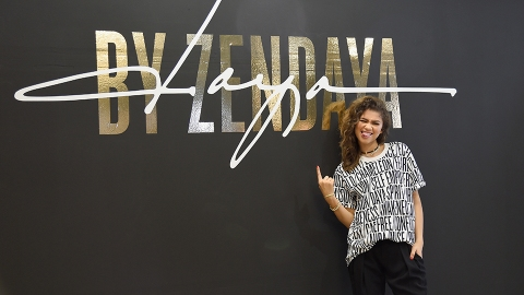 Zendaya on Her New Clothing Line and Why 'Weird' Can Be a Good Thing | StyleCaster