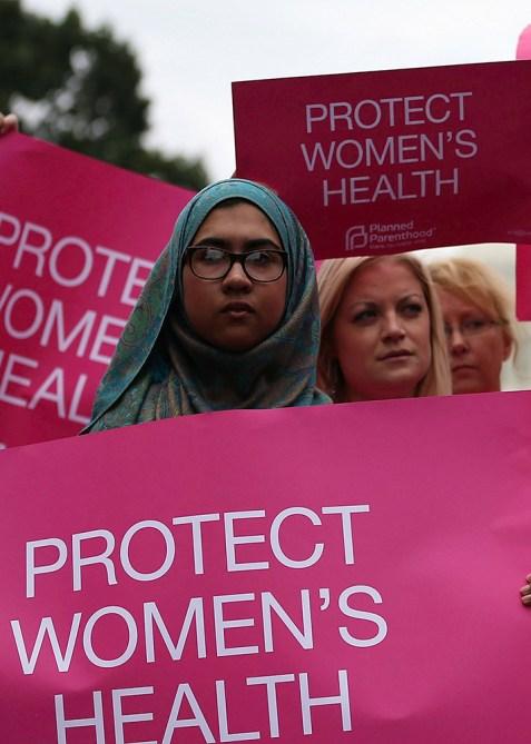 donald trump womens reporoductive rights