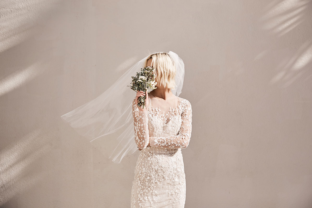 The F. Daza Dress Floravere