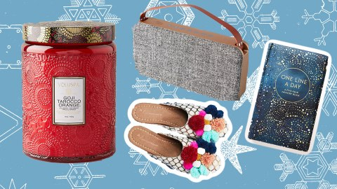 15 Gorgeous Holiday Gifts to Snag from Anthropologie | StyleCaster
