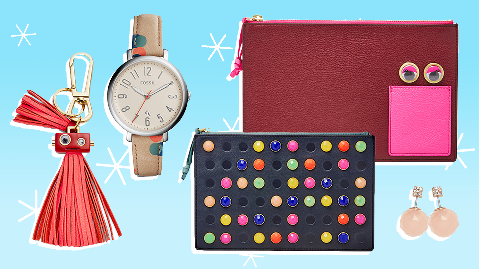20 Brilliant Under-$100 Gifts from Fossil