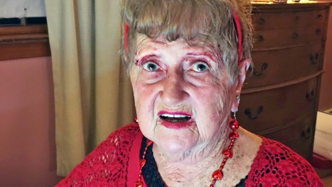 There's an Adorable Grandma Doing Makeup Tutorials | StyleCaster