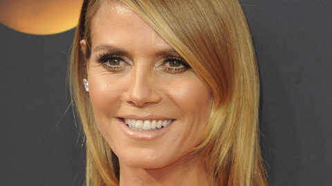Why Is Heidi Klum Topless All the Time? | StyleCaster