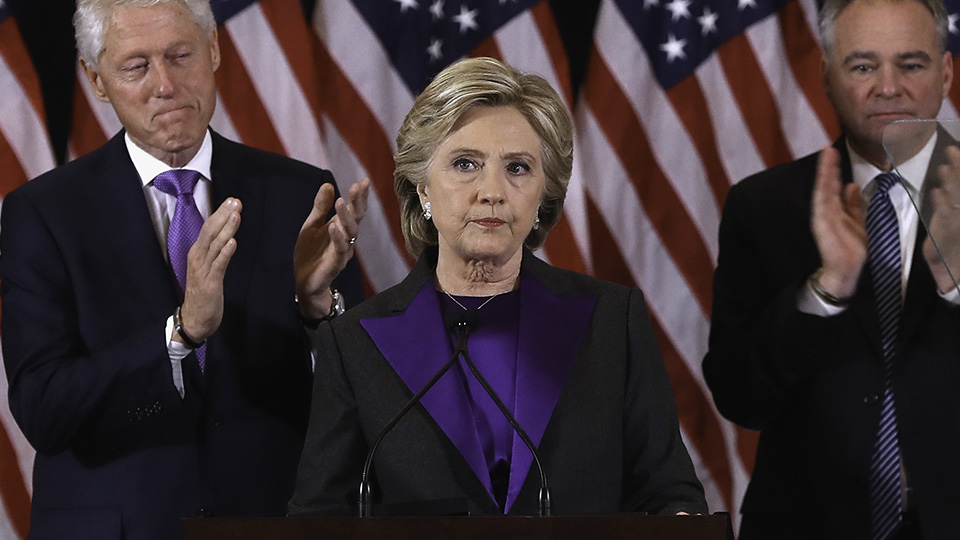 Clinton's classiest moments