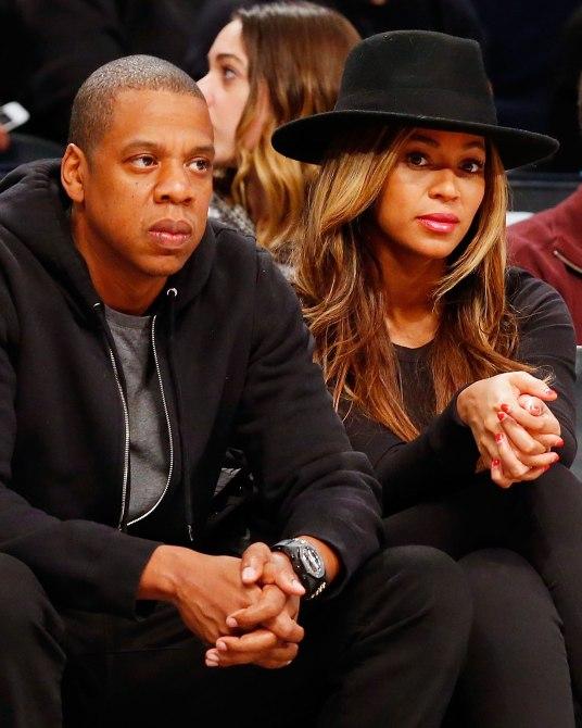 Beyonce JayZ Basketball Game