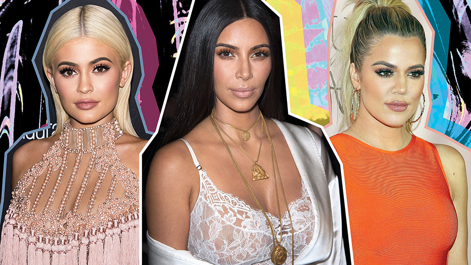 45 Kardashian-Approved Drugstore Beauty Products