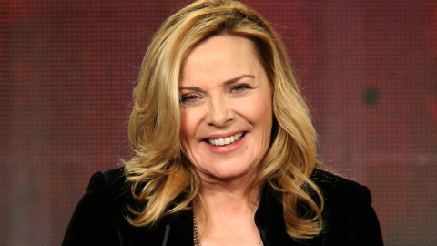 Did Kim Cattrall Just Confirm She's Bringing Samantha Back for 'SATC' Spin-Off? | StyleCaster