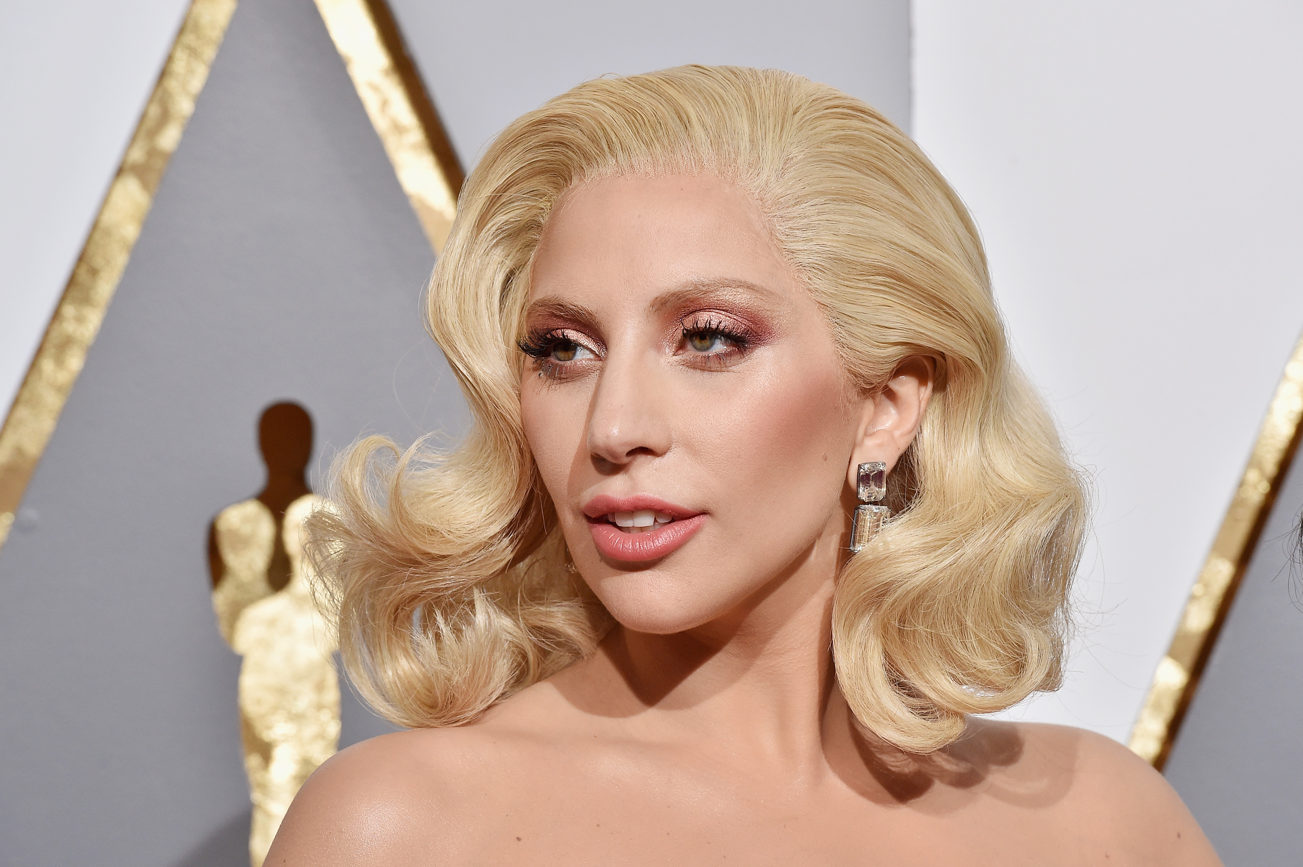 Lady Gaga Books It to Trump Tower to Stage a Protest