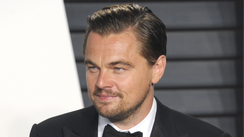 Of Course Leonardo DiCaprio Is the Big Spoon | StyleCaster
