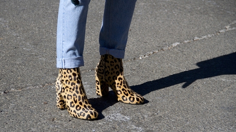 Why You Need a Pair of Leopard-Print Shoes, Like, Now | StyleCaster