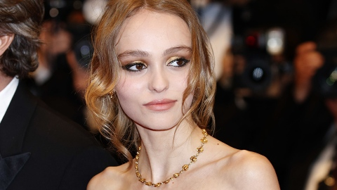 Lily-Rose Depp May Seem Like a Badass, but She's Not a Rebel | StyleCaster