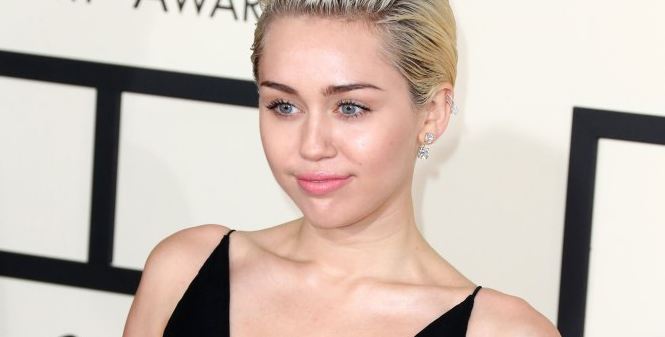 This Video of Miley Cyrus Processing the Election in Real Time is All of Us