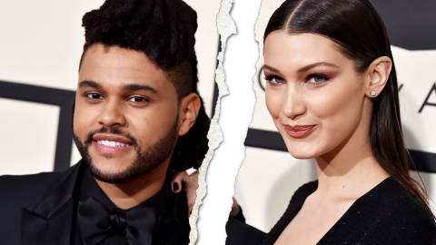 Bella Hadid and The Weeknd Call It Quits   StyleCaster