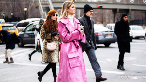 Meet the Coat That Will Transform Your Winter Wardrobe | StyleCaster