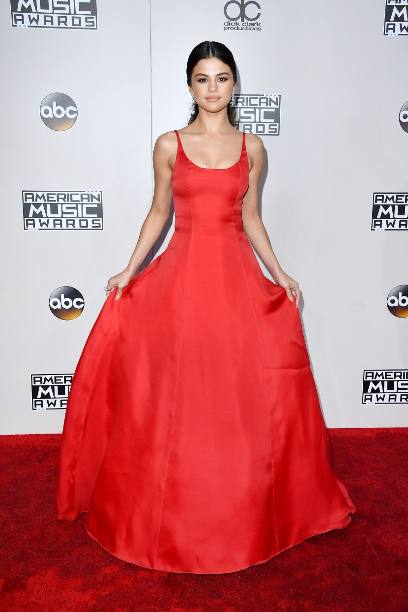 Selena Gomez Delivers a Powerful Message at the American Music Awards