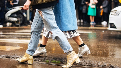 17 Pairs of Stylish Socks to Wear With Boots This Winter | StyleCaster
