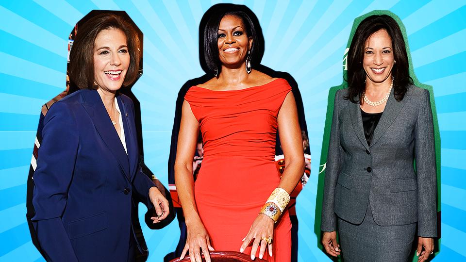 Strong women in politics