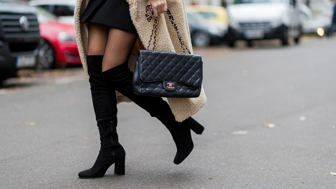 Where to Buy the Perfect Pair of Suede Over-the-Knee Boots   StyleCaster