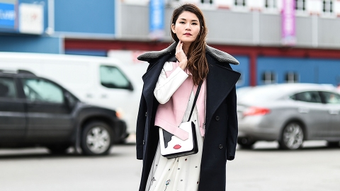 25 Ways to Wear a Dress This Winter and Not Freeze Your Ass Off | StyleCaster