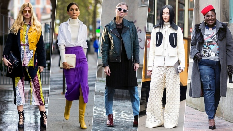 25 Brilliant Layering Tricks to Double Your Winter Wardrobe | StyleCaster