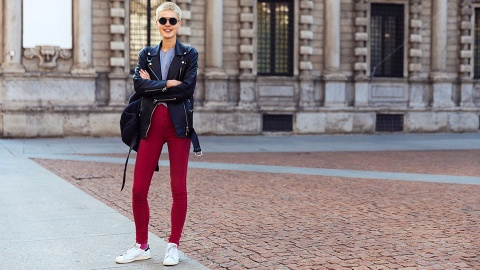 Cute Workout Pants to Work Off Everything You Ate This Weekend | StyleCaster