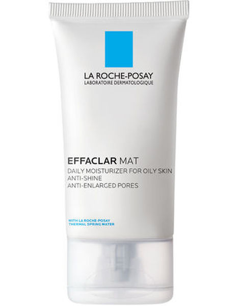 3337872413025 effaclar mat moisturizer for oily skin la roche posay Behold, the Best Mattifying Moisturizers for Toning Down Oily Skin
