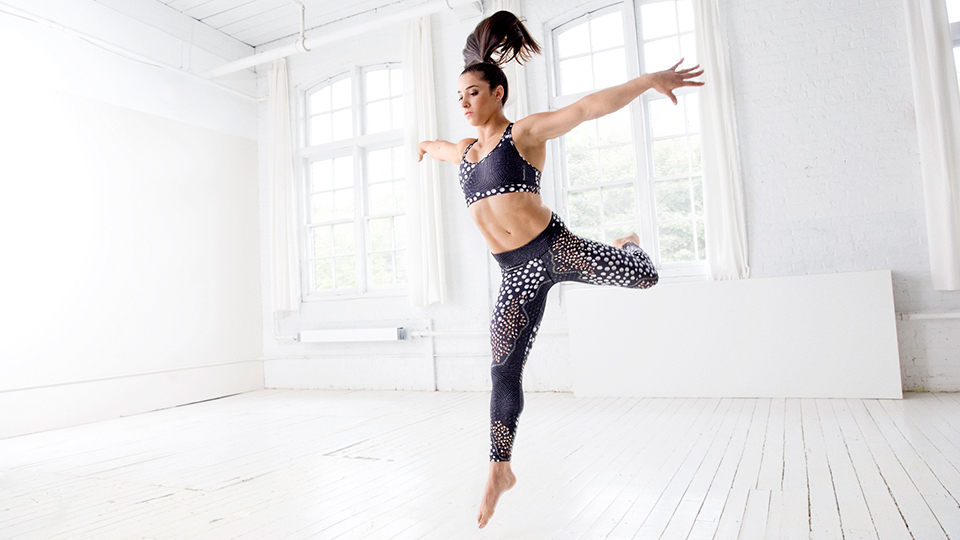 Aly Raisman on How to Stay Fit and Healthy During the Holidays