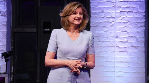 How Arianna Huffington Stays Healthy During Winter   StyleCaster