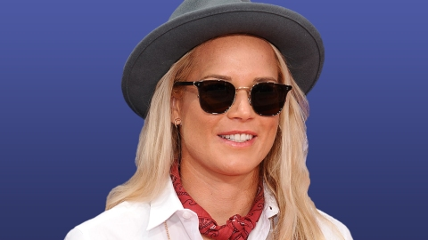 Soccer Star Ashlyn Harris on Sports, Style, and Self-Expression | StyleCaster