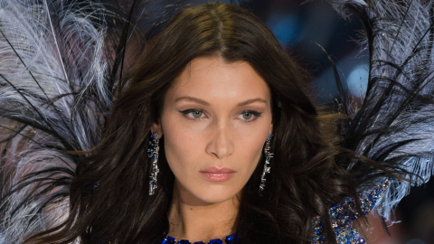 Pics: Bella Hadid Just Slayed Her 1st VS Show Ever | StyleCaster