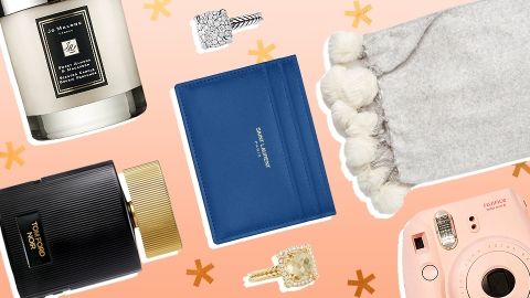 The Fashion Girl's Guide to Holiday Shopping | StyleCaster