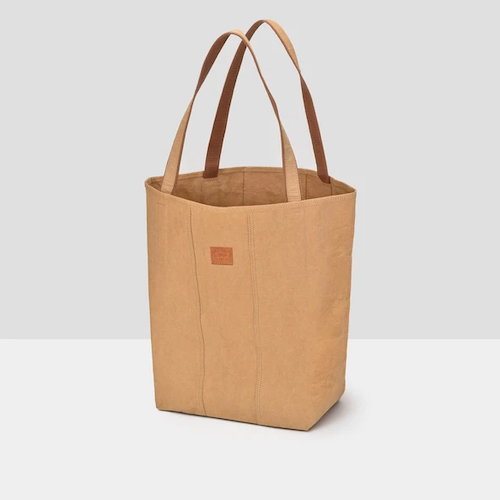 STYLECASTER | Best Sustainable Clothing Brands | brown shopper