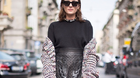 This Cozy Winter Staple Is Making a Huge Comeback Right Now | StyleCaster